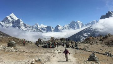 Trek du camp de base de l'Everest : se préparer à l'altitude
