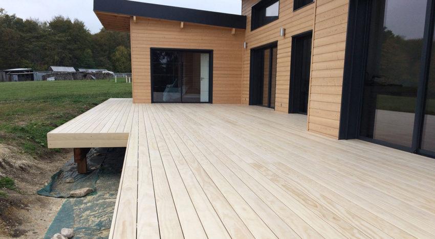 L'Accoya ce nouveau bois très performant pour vos terrasses