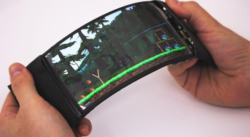 Smartphone pliable : Le nouveau Samsung Galaxy F arrive !