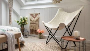Le fauteuil papillon, une pièce de choix pour votre jardin