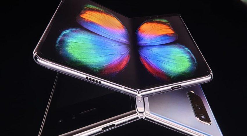 Samsung dévoile un smartphone pliable, le Galaxy Fold